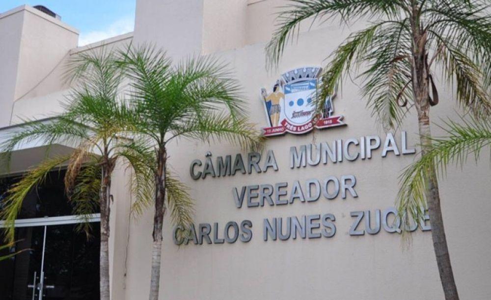 Sessões na Câmara Municipal são retomadas a partir de hoje em Três Lagoas