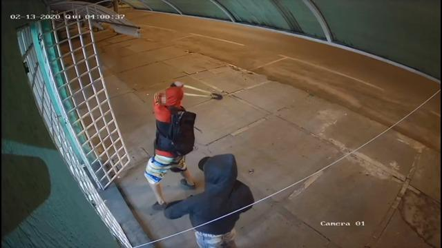 Denúncia leva à prisão de ladrões que furtaram armas em Três Lagoas
