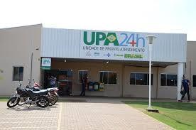 Contêineres serão usados como consultórios médicos na UPA para ampliar atendimento emergencial