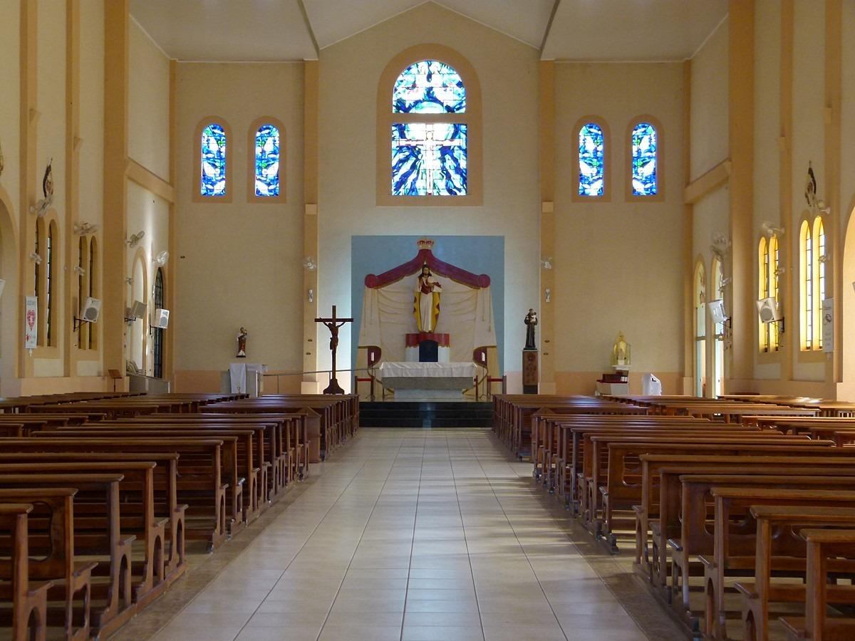Igrejas de Três Lagoas estão liberadas para transmissão das Santas Missa online