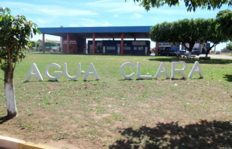Sem nenhum caso de coronavírus, Água Clara fecha rodoviária e proíbe transporte de passageiros
