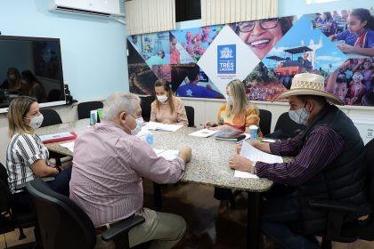 Prefeitura recebe plano de ação para retomada do Projeto Onça Pintada da Eldorado Brasil