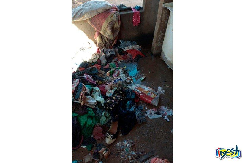 Sujas e sem alimentação, cinco crianças são encontradas abandonadas e mãe é presa