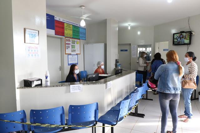 Unidades de Saúde ampliam horários dos atendimentos espontâneos e agendamentos continuam para vacinas e coletas de exames