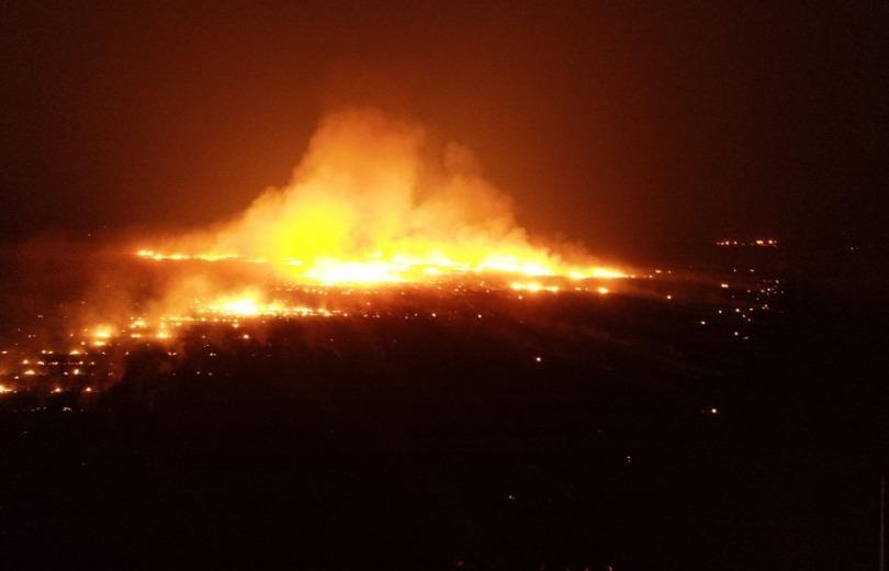 Arrendatário é multado em 450 mil reais pela PMA de Costa Rica por incêndio de 450 hectares em Chapadão do Sul