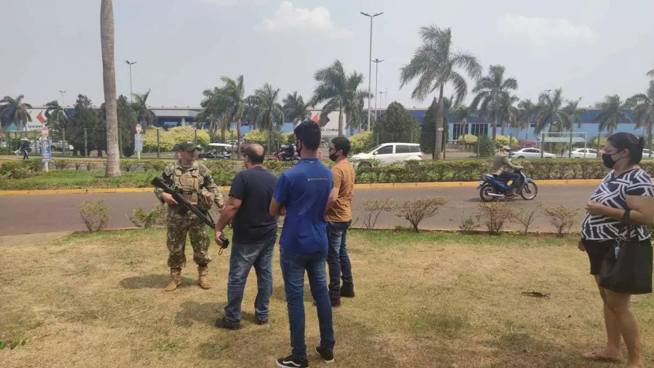 Brasil-Paraguai: Fronteira reabre amanhã e brasileiros poderão ficar até 22h em Pedro Juan