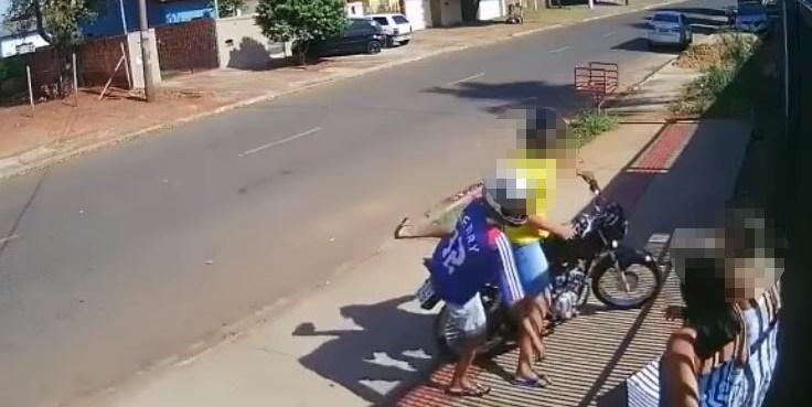 Mãe e filha são agredidas por ladrões que invadiram casa em Três Lagoas