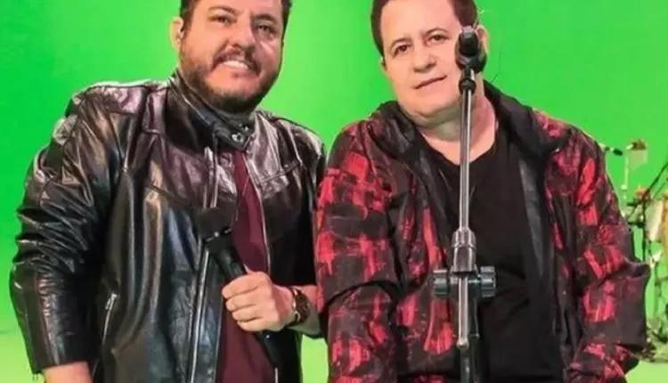 Separação da dupla Bruno e Marrone é anunciada ao vivo por jornalista da Band
