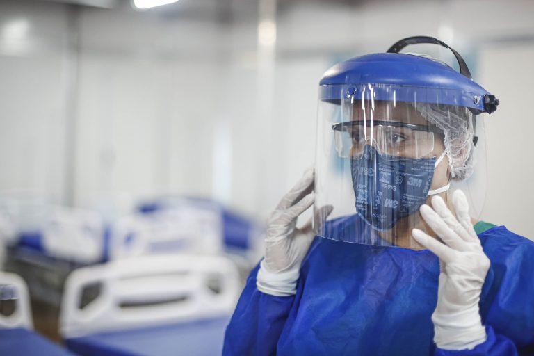 COVID-19 HRMS vai receber recursos federais para instalação de leitos de UTI