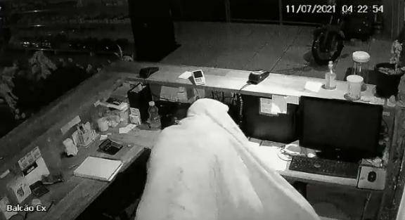 Homem é preso após investigações do SIG sobre furto em pet shop no Jardim Alvorada