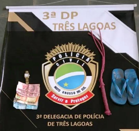 3ª DP de Três Lagoas esclarece furto qualificado na residência de professora
