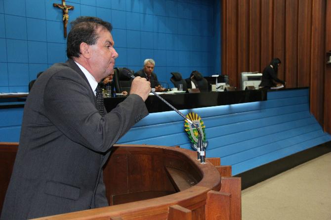 Eduardo Rocha comemora aprovação do projeto que eleva comarca de Três Lagoas