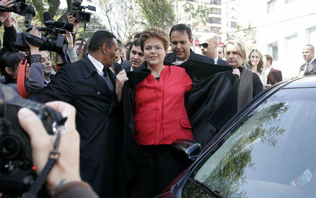 Seguranças da presidente Dilma já estão em Três Lagoas